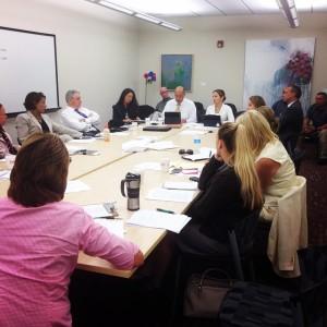 CSEC meeting