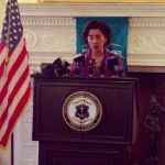 Governor Raimondo speaks about the important of keeping students safe on campus